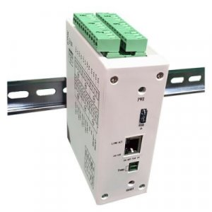Remote Monitor and Control Unit, TPDIN2 (TPDIN-MONITOR-WEB2)