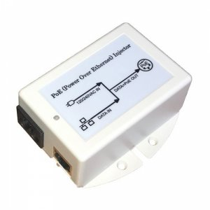 24V Gigabit Surge Protected Passive PoE Injector (TP-POE-24G)