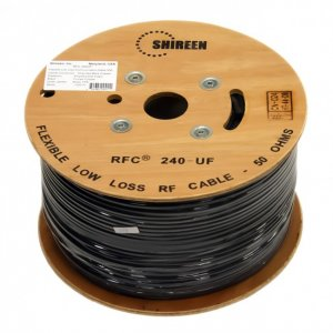 RFC240 UltraFlex (UF) - 1000 Foot Spool