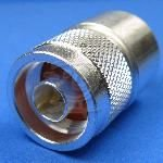 N Male Crimp Connector for LMR 600, RFC600, Group L2 Coax